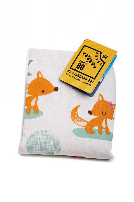 MilleMarille Sonnensegel, Sweet Foxes