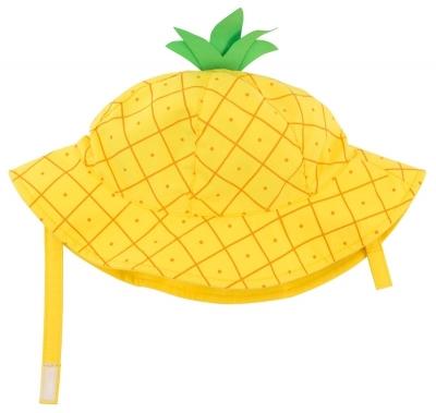 Zoocchini Sonnenhut mit UV-Schutz, Ananas