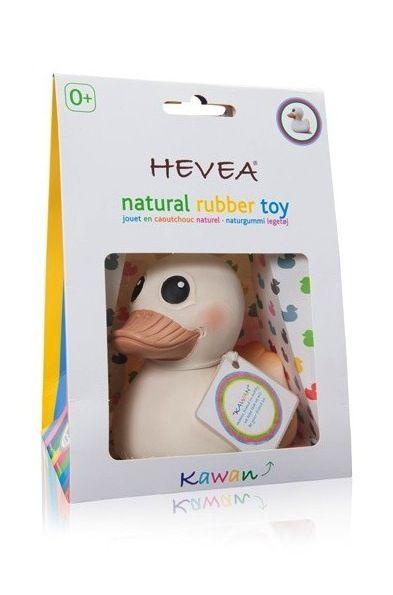HEVEA Bade- und Spielzeugente KAWAN