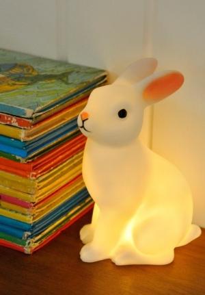 LED-Nachtlicht, Hase