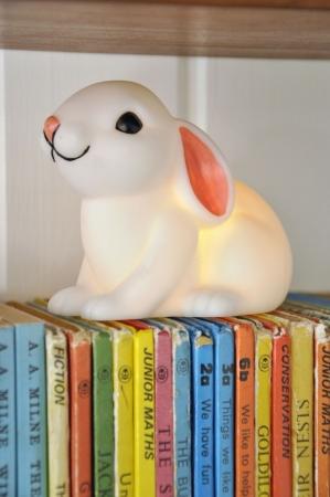 LED-Nachtlicht, Bunny