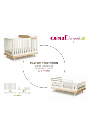 Oeuf NYC Umbau-Set für das Kinderbett Classic
