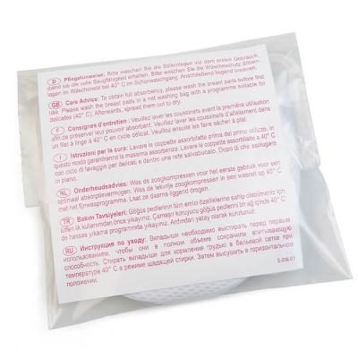Elanee waschbare Wäscheschutz-Stilleinlagen Premium (2 Paar)