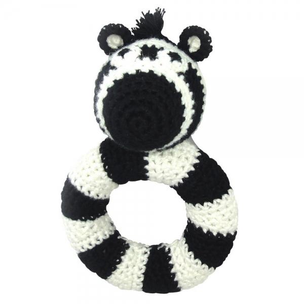 NatureZoo of Denmark Ring Rassel, Mr. Zebra