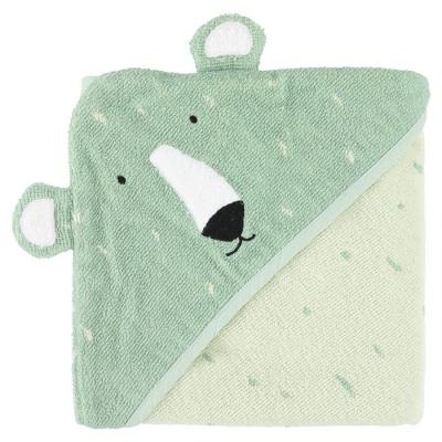 Trixie Kapuzenbadetuch, Mr. Polar Bear