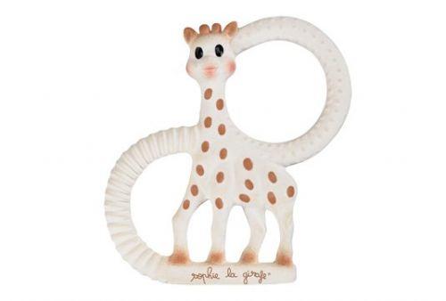 Sophie la girafe, Beissring