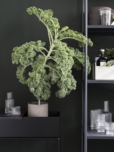 Ferm Living Pflanzengestell, schwarz