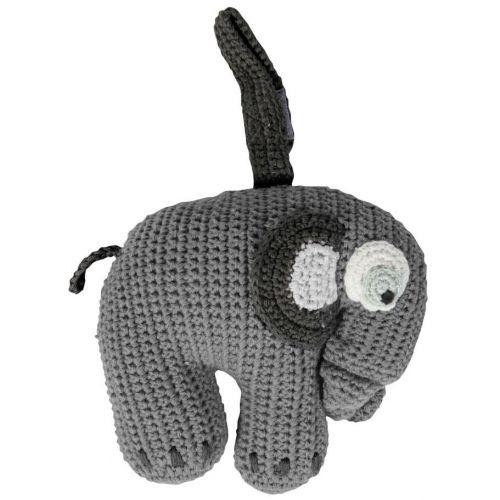 Sebra Spieluhr Elefant, Grau