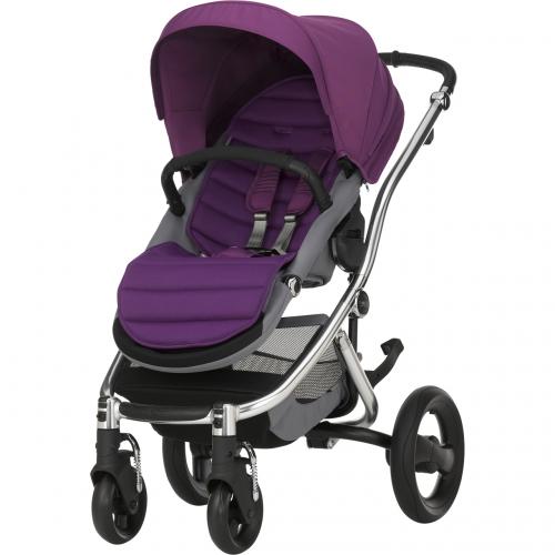 Britax Affinity 2 Kinderwagen, Mineral Lilac 2017