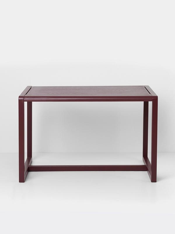 ferm living tisch ferm living little architect tisch rosa. Black Bedroom Furniture Sets. Home Design Ideas