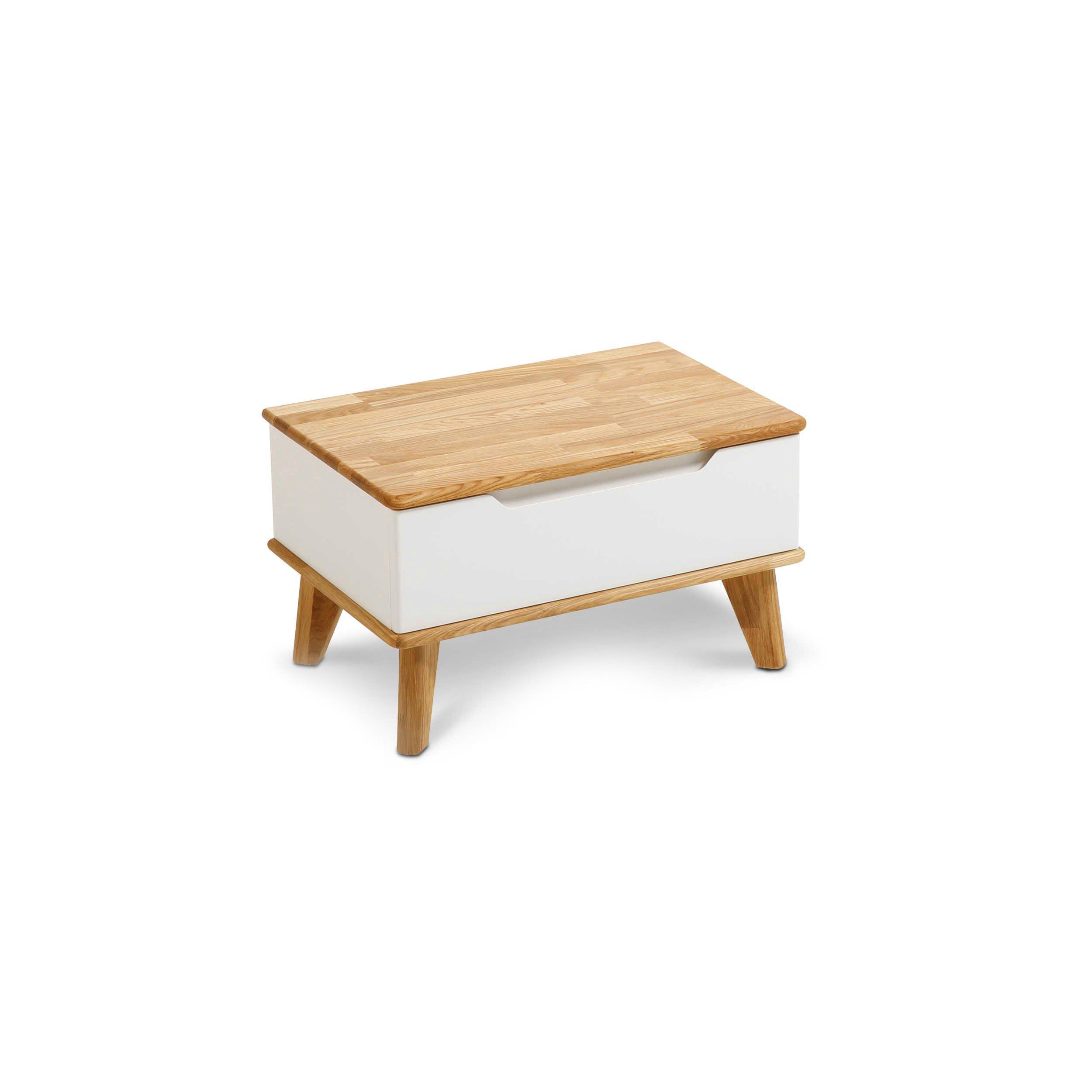 milkii nachttisch miira. Black Bedroom Furniture Sets. Home Design Ideas