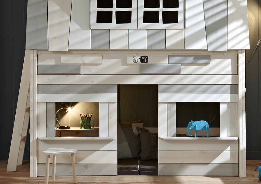 lifetime kidsrooms hangout abenteuerbett. Black Bedroom Furniture Sets. Home Design Ideas