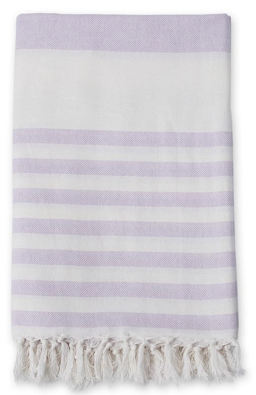 lulujo t rkisch towel badetuch lavender. Black Bedroom Furniture Sets. Home Design Ideas