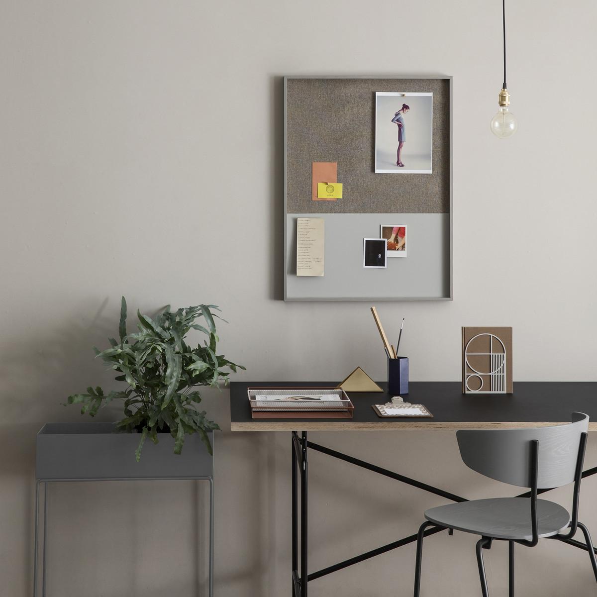 ferm living pinnwand. Black Bedroom Furniture Sets. Home Design Ideas