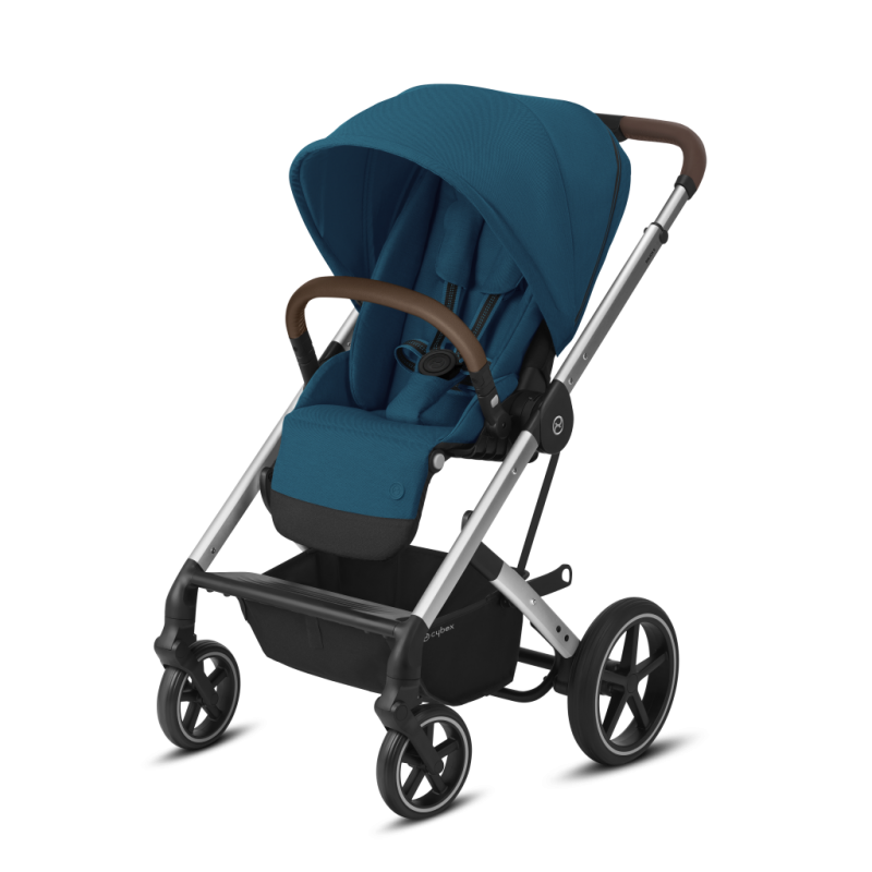 Cybex BALIOS S LUX SLV River Blue | turquoise