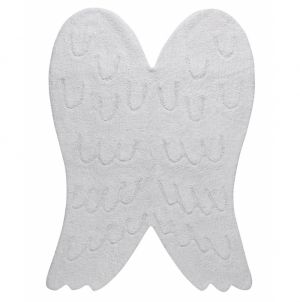 Lorena Canals Kinderteppich, Silhouette Wings 120 x 160 cm
