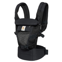 Ergobaby Adapt Cool Air Mesh Babytrage - onyx black