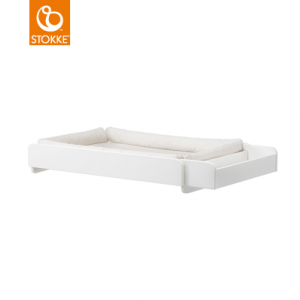 STOKKE Home Wickelaufsatz Changer, White