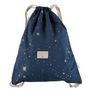 NOBODINOZ Turnsack Koala - Gold Stella/ Night Blue