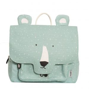 Trixie Schultasche, Mr. Polar Bear