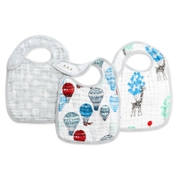 Aden + Anais Lätzchen Snap Bibs, 3er Pack - Dream Ride