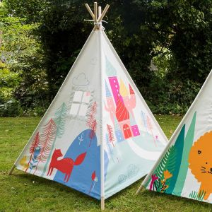 Rex International, Tipi Zelt, Forest