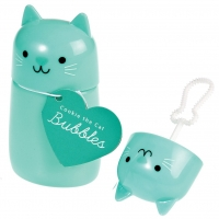 Rex International Seifenblasen-Set Cookie The Cat