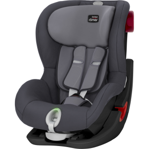 Britax Römer KING II LS BLACK SERIES, Storm Grey 2018