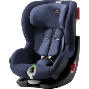 Britax Römer KING II LS BLACK SERIES, Moonlight Blue 2018
