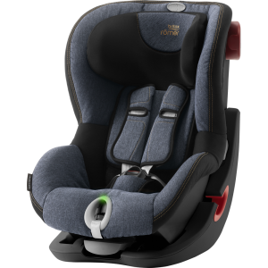 Britax Römer KING II LS BLACK SERIES, Blue Marble 2018