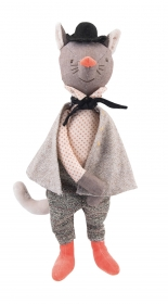 Moulin Roty Puppe, Chat Galant
