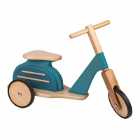 Moulin Roty Scooter Blau