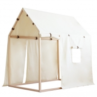 Nobodinoz Balear Home Kinder Lounge, Natural