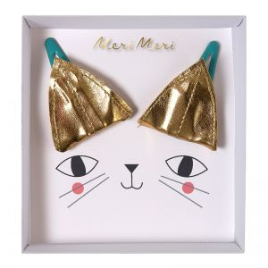meri meri Haarclips, Cat Ear