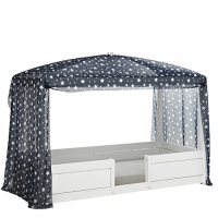 Lifetime Kidsrooms Himmel, Blue Stars für 4in1 Bett