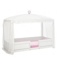 Lifetime Kidsrooms Himmel, Weiss/Pink