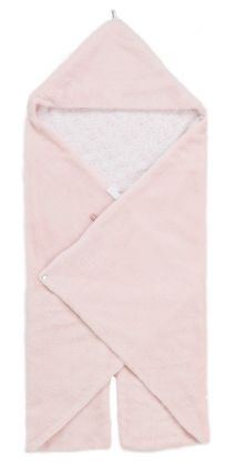 Snoozebaby Wickeldecke Trendy Wrapping, Orchid Blush