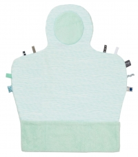 Snoozebaby Wickelmatte Easy Changing, Misty Green