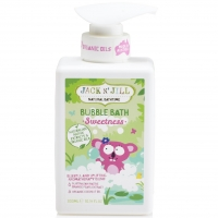 Jack N Jill - Badeschaum Sweetness Bubble Bath