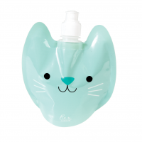 Rex London faltbare Wasserflasche, Cookie The Cat