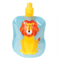 Rex London faltbare Wasserflasche, Charlie The Lion