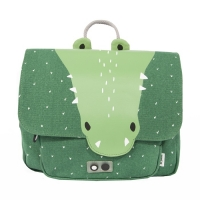 Trixie Schultasche, Mr. Crocodile