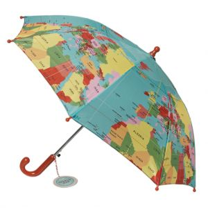 Rex International Kinder Regenschirm, World Map
