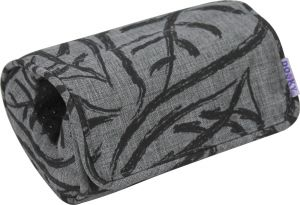 Dooky Polsterkissen Arm Cushion, Grey Leaves
