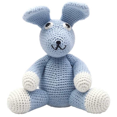 NatureZoo of Denmark XL-Spieltier, 40 cm hoch - Sir Rabbit