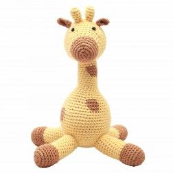 NatureZoo of Denmark XL-Spieltier, 40 cm hoch - Mr. Giraffe