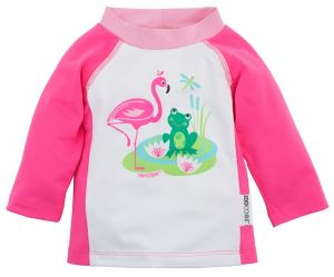 Zoocchini UV-Schutz-Shirt/ Rashguards - Pond Pals