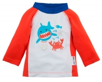 Zoocchini UV-Schutz-Shirt/ Rashguards - Deep Sea Mates