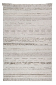 Lorena Canals Kinderteppich, Early Hours Air Dune White, 170 x 240 cm