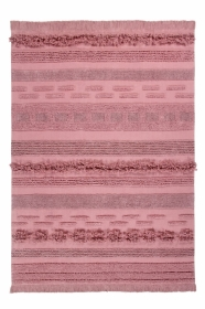 Lorena Canals Kinderteppich, Early Hours Air Canyon Rose, 170 x 240 cm